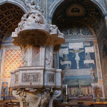 1369 Cathédrale chaire