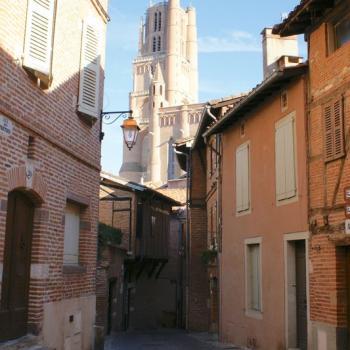 1391 Cathédrale et vieil Albi