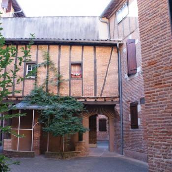 1392 Maison du vieil Albi