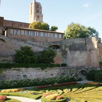 1413 Jardins du palais de la Berbie