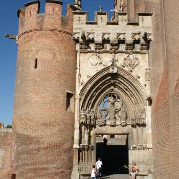 1419 Cathédrale Accès