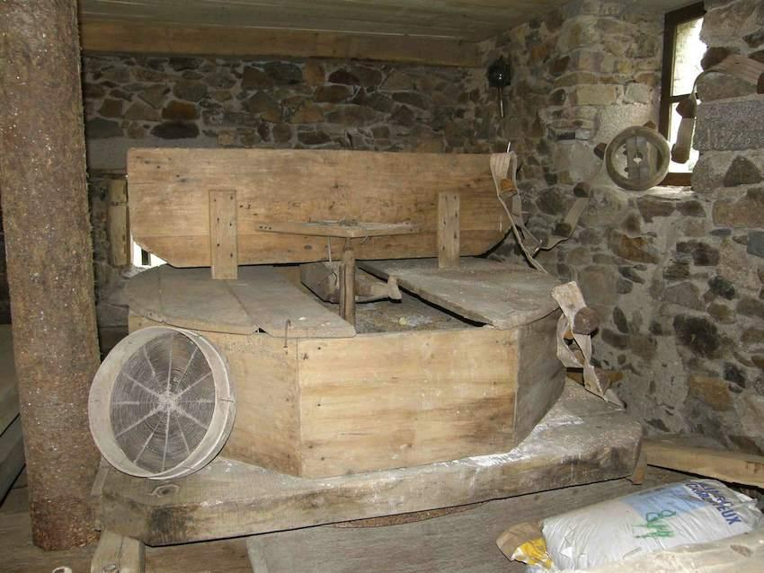 Archure du moulin de Bar