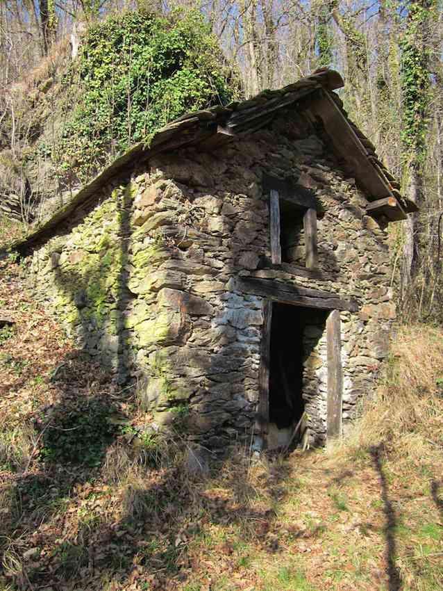 Cabane de vigneron