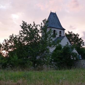 Canezac - l'église