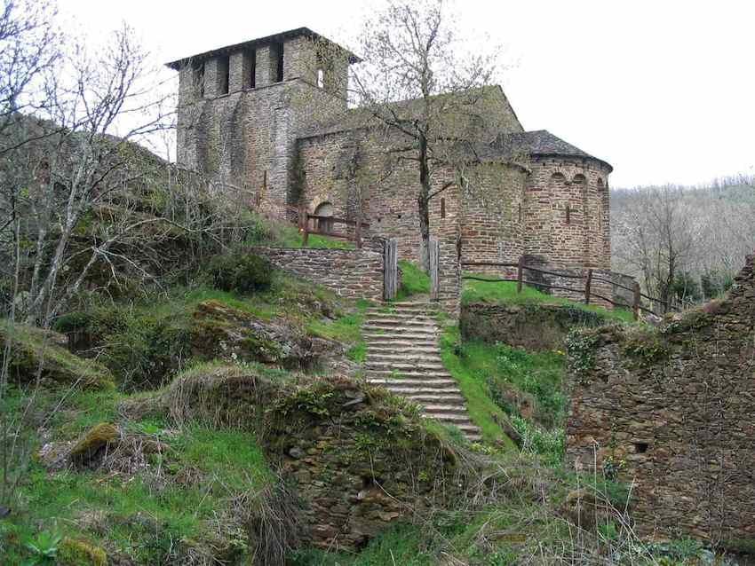 La chapelle de Las Planque