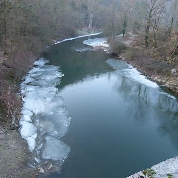 La Vicasse - hiver 2012