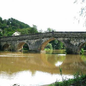 Le Viaur au pont de Cirou