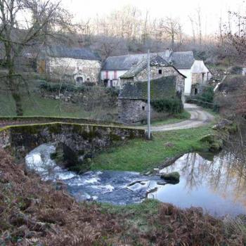 Moulin d'Ayres sur le Jaoul
