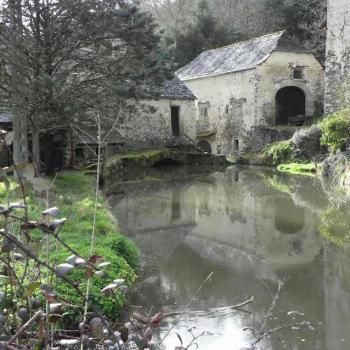 Moulin de la Galie sur le Lézert