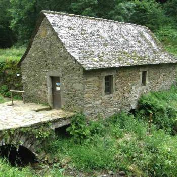 Moulin de Roupeyrac sur la Durenque
