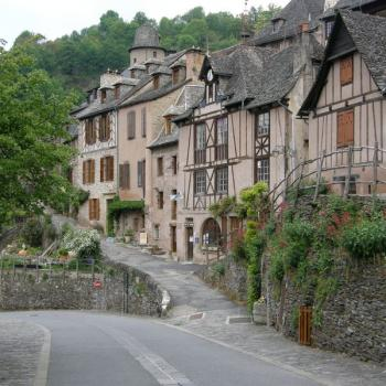 Maisons à colombages