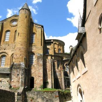 Abbatiale Saint-Foy