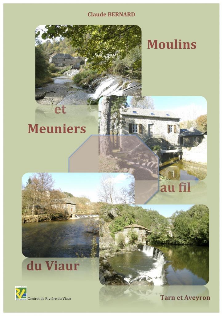 Couverture ouvrage des moulins